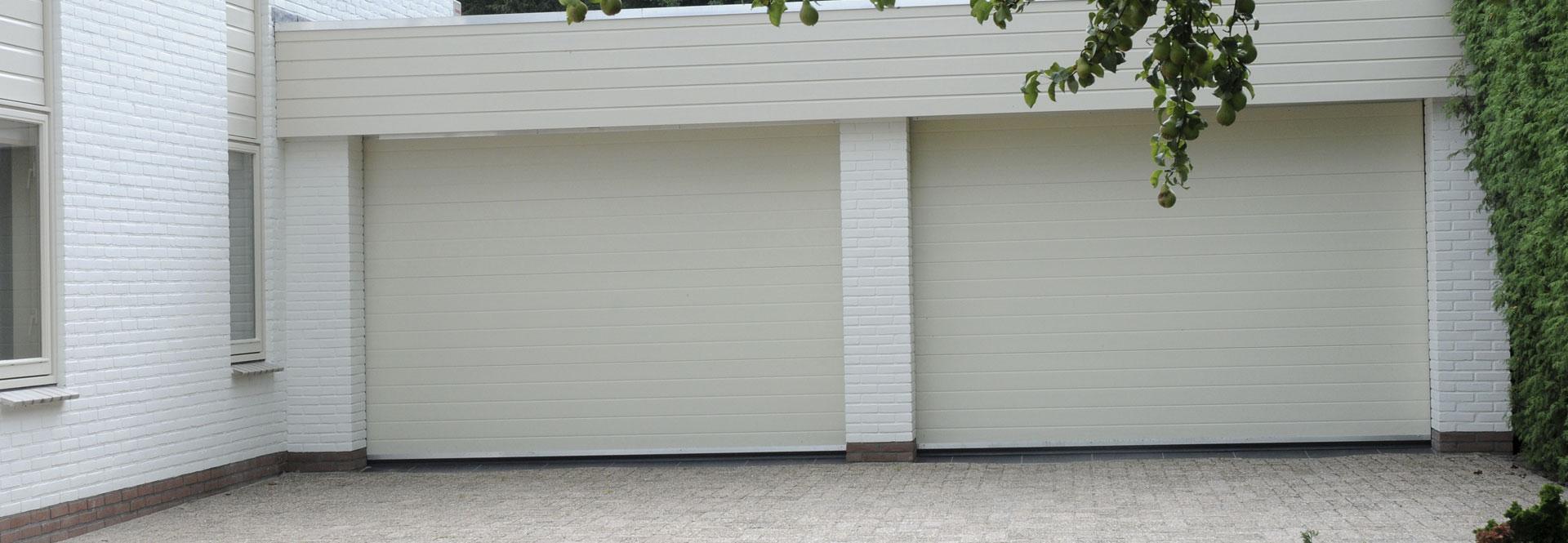 Garagedeuren op maat, een sieraad voor uw woning